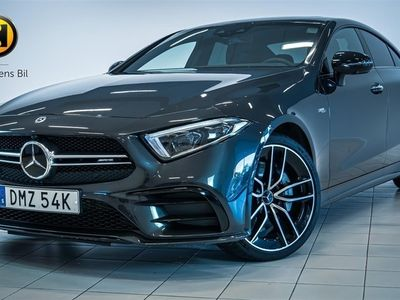 begagnad Mercedes CLS53 AMG AMG4Matic Coupe