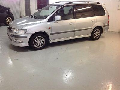 begagnad Mitsubishi Space Wagon Gdi 7-Sits Automat/Drag
