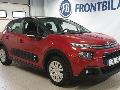 used Citroën C3 FEEL 1.2 VTi Euro 6 82hk