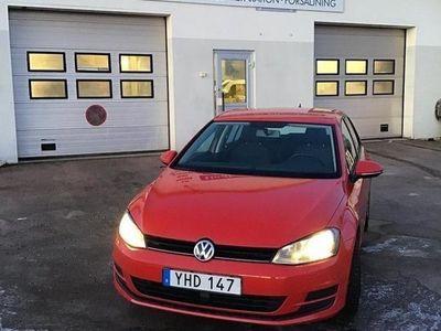 begagnad VW Golf 5-dörrar 1.2 TSI Style Euro 6