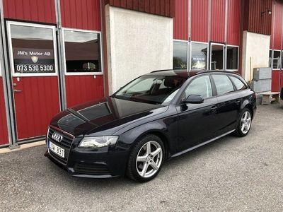 begagnad Audi A4 2.0TDI Sport, Pro Line 136hk Drag -12