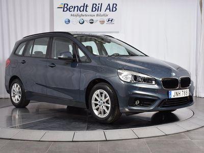 begagnad BMW 218 i Gran Tourer/ 7-sits/ Fri Service&Garanti