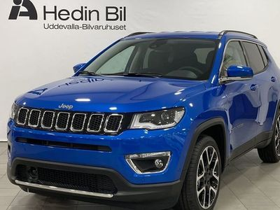 begagnad Jeep Compass 1.3 T - GDi Limited Automat