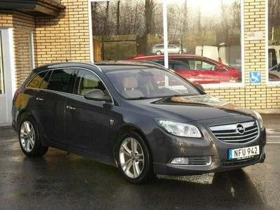 begagnad Opel Insignia Business ST OPC-Line (195hk) BiTurbo 4x4 AT6