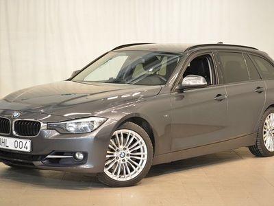 brugt BMW 330 dA Sportline 258hk