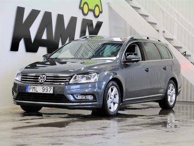 begagnad VW Passat 2.0 TDi 4M DSG | R-Line | Drag | M-Värm | Backkamera