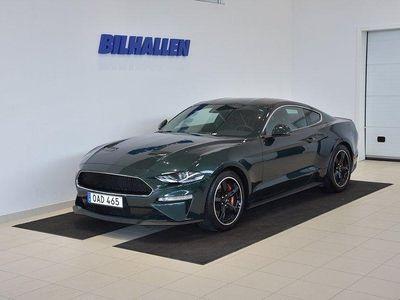 begagnad Ford Mustang Bullitt 5.0 (460hk) Recaro