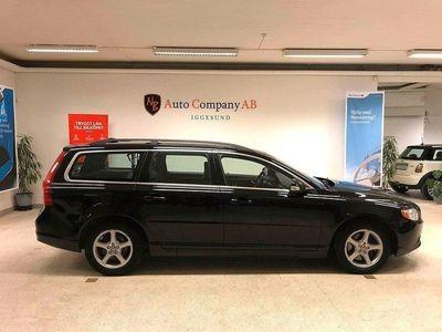 begagnad Volvo V70 D5 AWD Geartronic Momentum /DRAG 205HK