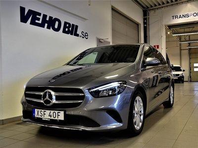 begagnad Mercedes B180 d SE Edition, Smartphone