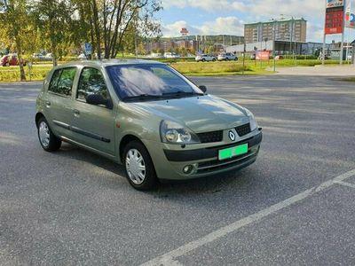 begagnad Renault Clio 1,2 Manuell