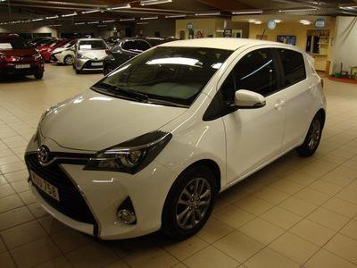 begagnad Toyota Yaris 1.33 Dual VVT-i Edition feel
