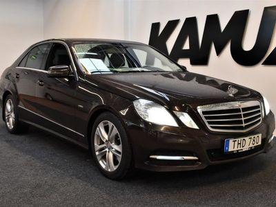 begagnad Mercedes E220 CDI BlueEFFICIENCY 7G-Tro -11