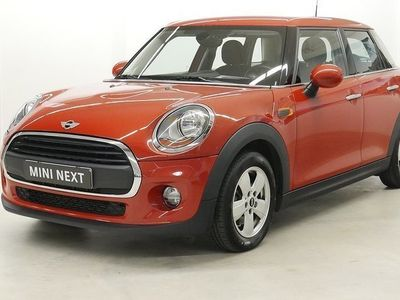 begagnad Mini ONE 5-door Pepper Euro 6 102hk