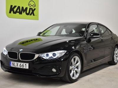 begagnad BMW 420 Gran Coupé d Sport (184hk)