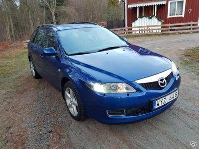 begagnad Mazda 6 2,3 Sport /Bes och skattad till 2020 -05