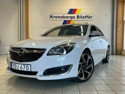 begagnad Opel Insignia GS Busniess OPC-Line 2.0 CDTI AWD 170hk