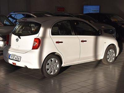 begagnad Nissan Micra 1.2 80Hk Acenta 5dr Sv.såld