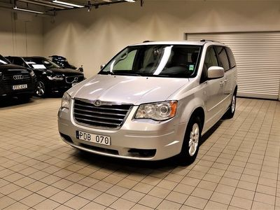 begagnad Chrysler Grand Voyager 2.8CRD STOW&GO 7-SIST DVD AUTO