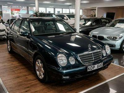 begagnad Mercedes E270 E BenzCDI Automat 2000, Sedan 69 900 kr