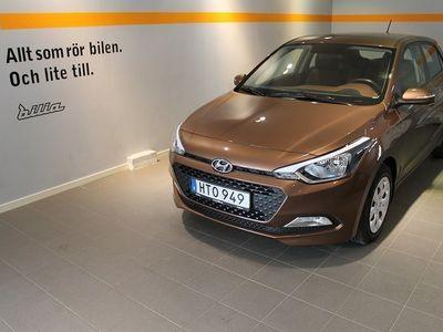 gebraucht Hyundai i20 1.2 M5 Comfort -16