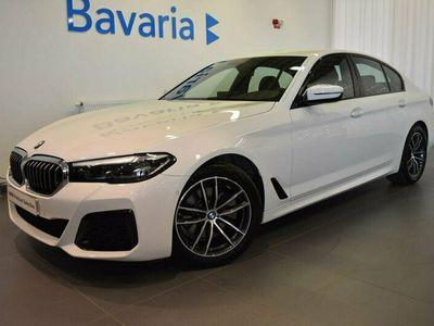 begagnad BMW 520 d xDrive Sedan M sport Mbakspoiler Winter Hifi Drag