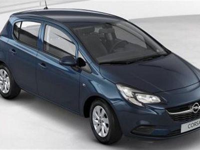begagnad Opel Corsa Enjoy 5d 1.4 /90hk Pluspaket Flexcare Onstar
