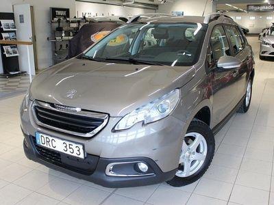 begagnad Peugeot 2008 Active+ 1,2 VTi -13