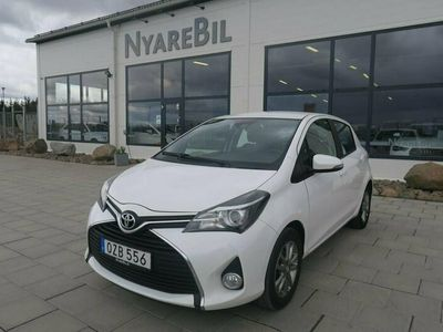 begagnad Toyota Yaris 1.33 Dual VVT-i 99hk 5-Dörrars