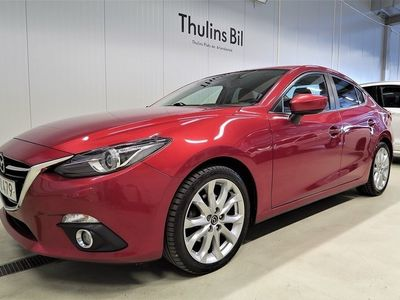 used Mazda 3 2.2 150 Optimum / 1 Ägare