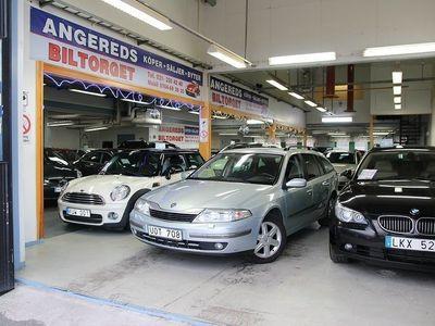 begagnad Renault Laguna 2.0 Automat NY KAMREM 0%Ränta