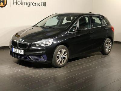begagnad BMW 218 i Sport Line Aut Backkamera Drag