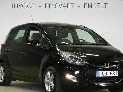 begagnad Hyundai ix20 1,6 AUTOMAT