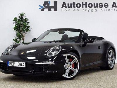 begagnad Porsche 911 Carrera S Cabriolet Sport Chrono PDK
