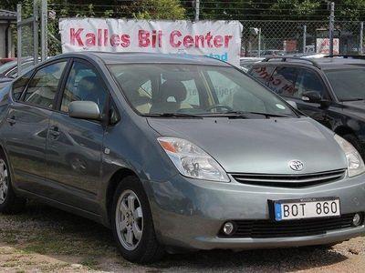 begagnad Toyota Prius 1.5 VVT-i + 3CM CVT 112hk