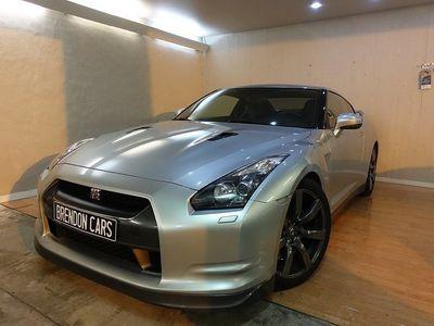brugt Nissan GT-R PREMIUM EDIT 600HK SV-SÅLD