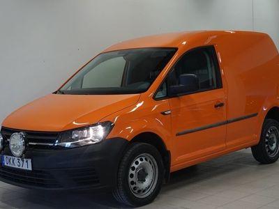 begagnad VW Caddy skåp 4Motion
