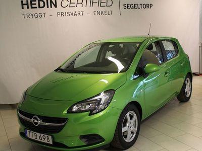begagnad Opel Corsa 1.4 ECOTEC APPLE CarPlay 90hk S+V-Hjul