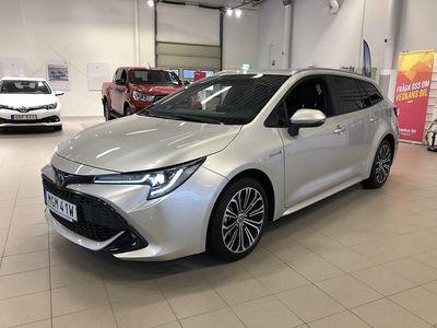 begagnad Toyota Corolla Touring Sports Style 1.8 Hybrid 136hk