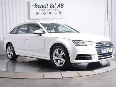 usado Audi A4 2.0 TDI Avant Qattro EURO 6