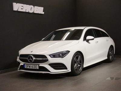 begagnad Mercedes CLA200 Shooting Brake 7G-DCT AMG