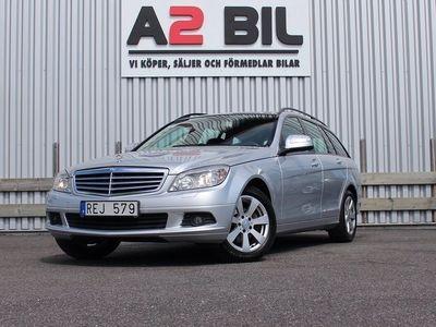 begagnad Mercedes 180 Benz C T Kompressor Automat Classic 2008, Personbil 84 900 kr