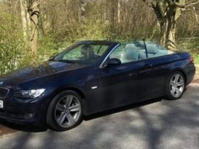 used BMW 325 Cabriolet i sv-såld -08