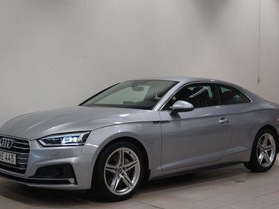 begagnad Audi A5 2,0 TDI 190hk S-tronic S-line, Se spec.