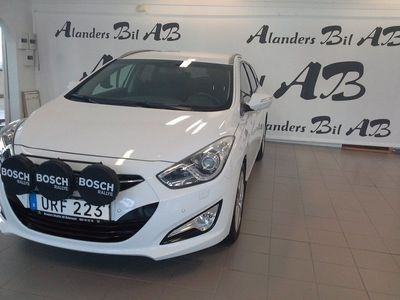 begagnad Hyundai i40 1,7 CRDI Kombi -14
