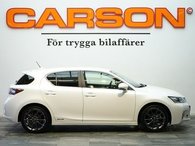 begagnad Lexus CT200h Executive 2012, Halvkombi 104 500 kr
