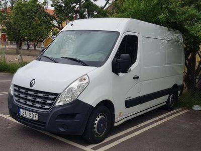 begagnad Renault Master 2.3 dCi Manuell, 125hk