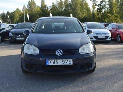 begagnad VW Golf 5-dörrar 1.6 Manuell, 102hk