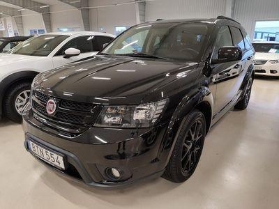 begagnad Fiat Freemont Blackcode 2.0 Multijet 4x4 AUT, 170hk