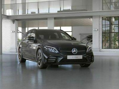 begagnad Mercedes C300 - Benzde Kombi AMG Night OP Lease