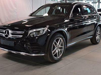 used Mercedes GLC220 D 4MATIC SUV 400mil
